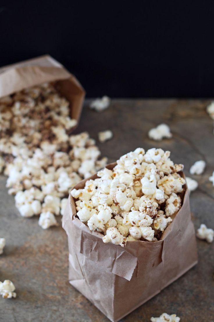 Browned Butter Sugar 'n Spice Popcorn | Recipe