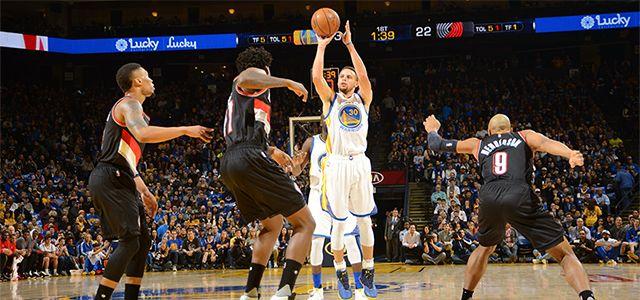 Golden State Warriors - Stephen Curry - Klay Thompson - Houston Rockets - James Harden - Thunder