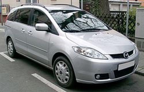 Mazda 5 Premacy Service Manual Download 2005