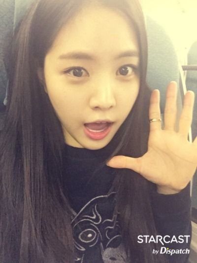 #Naeun #APINK #visual #selca #cute