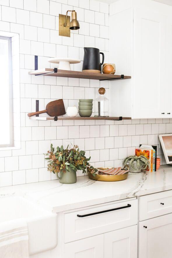 Little Green Notebook Jenny Komenda Kitchen Renovation Kitchen Renovation Inspiration Kitchen Remodel Countertops Kitchen Remodeling Projects