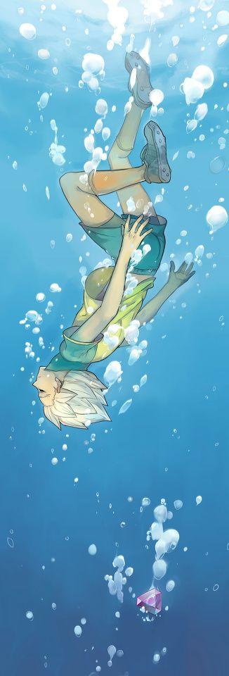 「冷たい海」/「南城」のイラスト [pixiv] Shuya Goenji   Inazuma Eleven