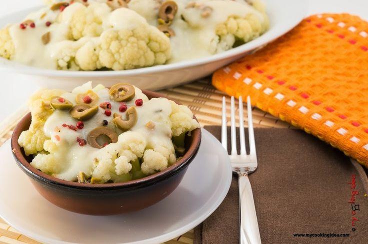 Cavoli in salsa con olive e capperi - My cooking idea