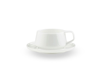 Marc Newson by Noritake Cup & Saucer Set for 2. www.noritake.com.au.