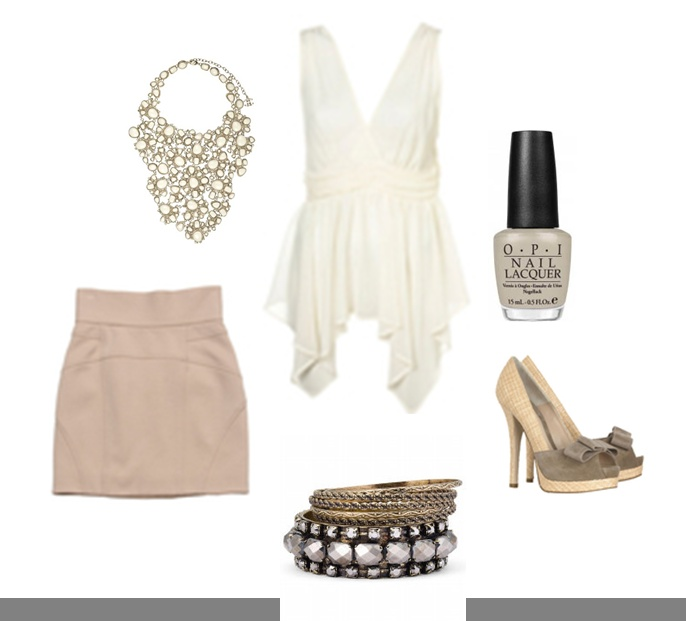 white and nudeNude, Style, White