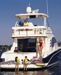 Sea Ray 58- great way to retire