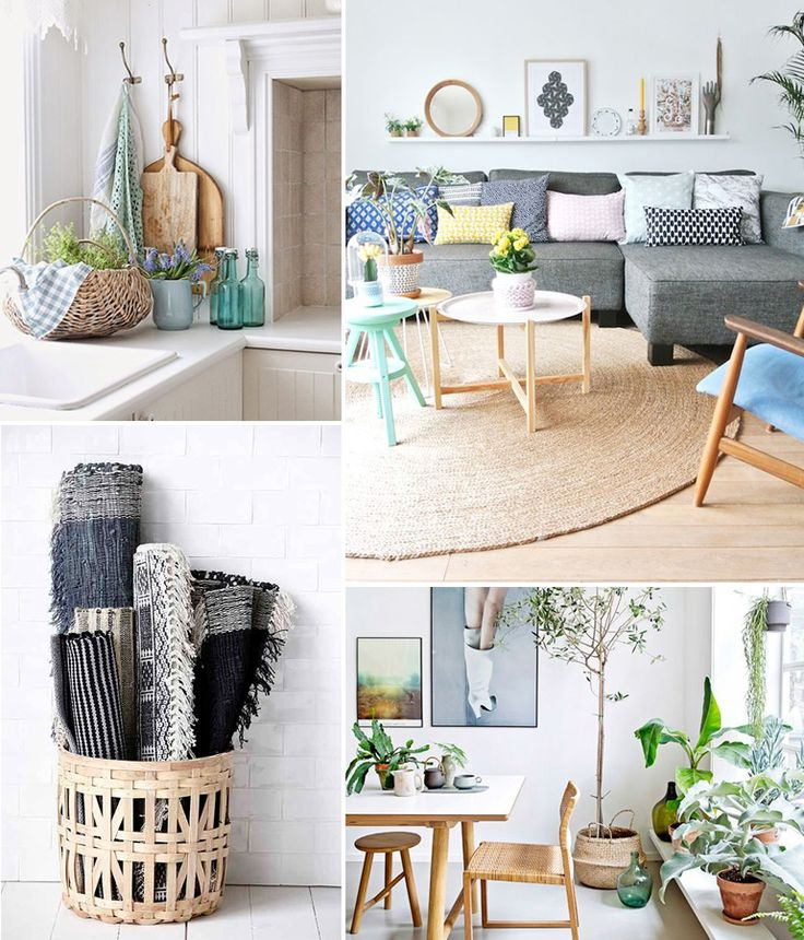 Moodboard d 39 inspiration pour une d co printani re en 2019 inspiration spring decor home - Decorer son studio ...