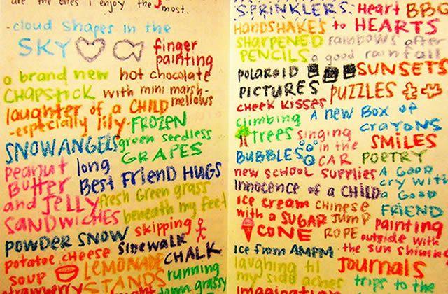 À vos carnets, à vos stylos : aujourd'hui, Hippie Jack vous donne ses idées de listes pour plus de bonne humeur au quotidien ! Étant moi-même une grosse obsédée des listes depuis que je sais tenir un stylo sans me l'enfoncer dans le nez, j'ai vite découvert les bienfaits d'une telle activité. Depuis, quand je [...]
