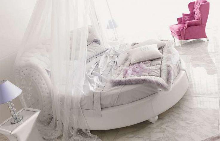 Letti rotondi matrimoniali (Foto 24/40)   Designmag
