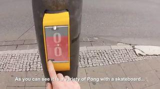 Un Pong pour les feux rouges [video]