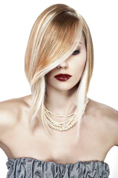 Hair: Hair: Selvaggio Artistic Team  Photo: Artbox  Make-up: Claudio Ferri  Styling: Sara Leoni  Colour: Selvaggio Artistic Team