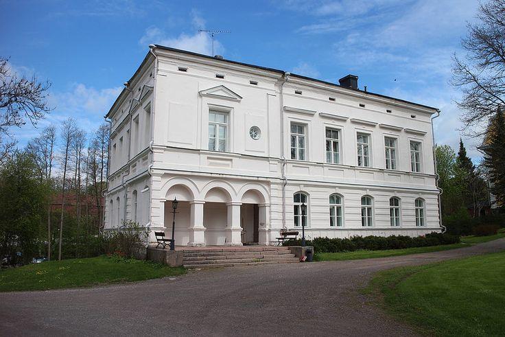 Svartå Manor | by visitsouthcoastfinland #visitsoutcoastfinland #mustionlinna #Finland