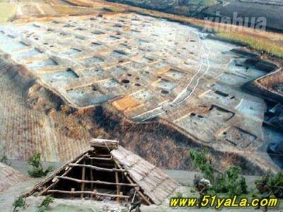 Niuheliang Hongshan cultural ruins, Lingyuan, junction of Jianping Country [Chaoyang]