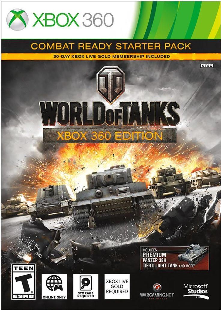 XBOX 360 World of Tanks 144 best