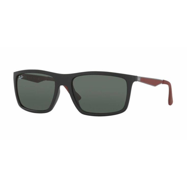 Ray Ban Mens RB4228 622871 Rectangle Sunglasses