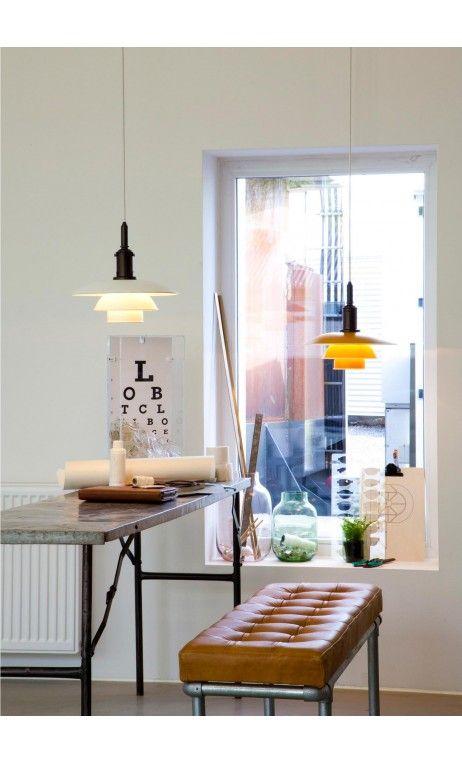 Paul Henningsen PH 2-1 Pendant Lamp