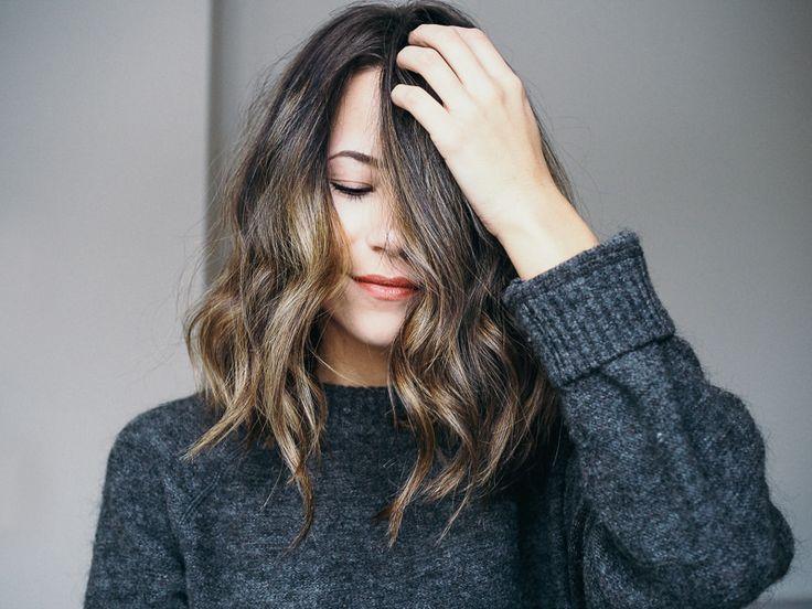 I DON'T BELIEVE IN MAGIC, BUT I DO BELIEVE IN MY HAIRDRESSER // Riikka K.