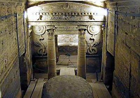 EGYPT: ARCHAEOLOGIST COULD HAVE DISCOVERED THE TOMB OF ALEXANDER THE GREAT