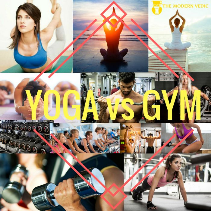 Gym Vs Yoga - Yoga Asanas have a deeper significance value in the development of the physical, mental and spiritual personality of a person.Pure exercises on the other hand have a physical effect on our muscles and bones only. …