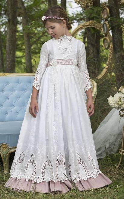 Vestidos de comunion marita rial