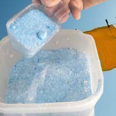 Saiba Como Fazer o Sabão em Pó Render Muito Mais e você terá 3kgs de sabão em pó com apenas 1 caixa. É economia com roupas bem limpas, macias e perfumadas.