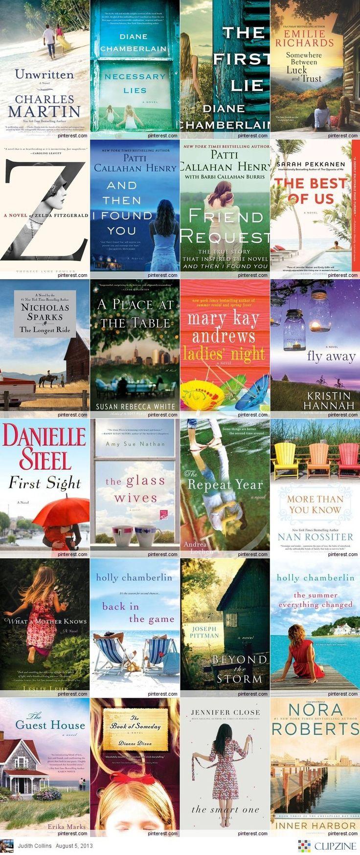 "2013 ""Must Read"" Books"