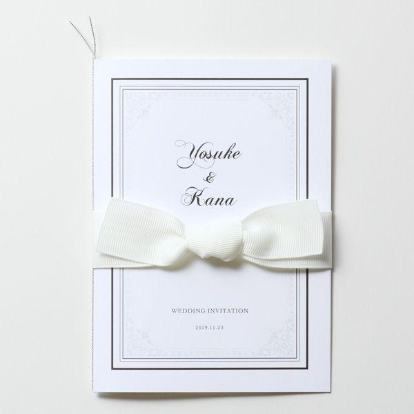 結婚式 招待状 Chateau|LOUNGE WEDDINGの結婚式 招待状