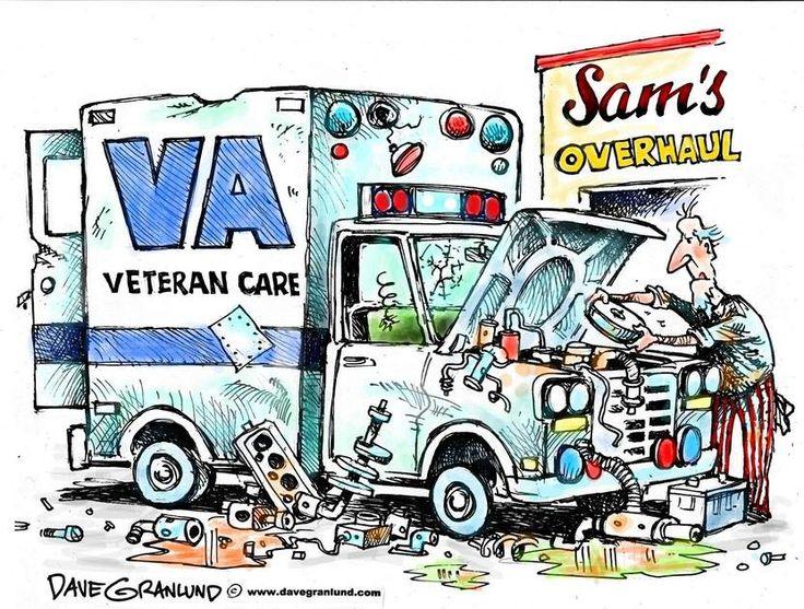 Veterans Administration Hospital Clip Art
