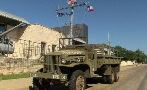 Pacific War Museum in Fredericksburg, TX