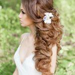 Wedding Hairstyles Half Up Half Down Curly Fresh 18 Gorgeous Half Up Wedding Hairstyle Ideas