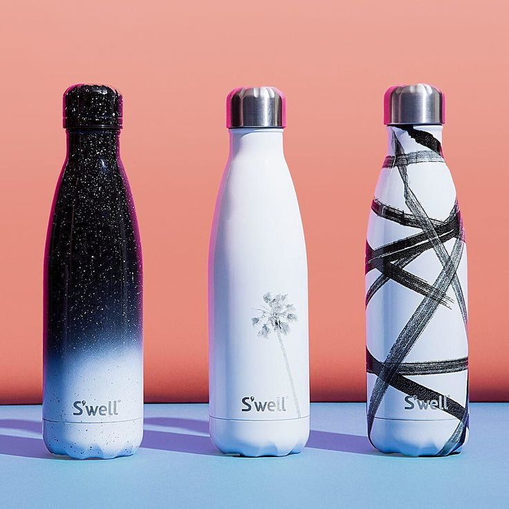 Water doesn't have to be boring. Hydrate with eco-friendly and reusable water bottles by @swellbottle. Click link to shop our selection of new styles.