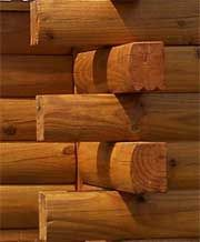 Best 25 casas de troncos ideas on pinterest bancos de - Construccion de cabanas de madera ...