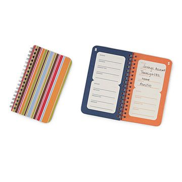 Look what I found at UncommonGoods: Open Sesame! Password Reminder Book for SEK 118.00