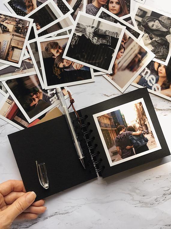 Explosión sorpresa Caja creativo Álbum De Fotos Scrapbook Hazlo tú mismo regalo cumpleaños de memoria