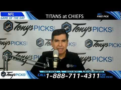 Tennessee Titans vs. Kansas City Chiefs Free NFL Football Picks and Pred...