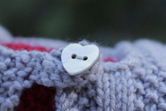 Maglia bambini cappuccio lana merinos bimbi di nivessit su Etsy, €46.00