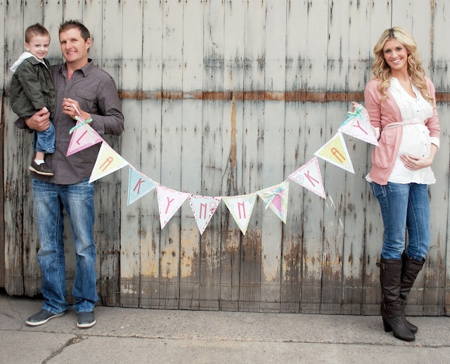1000 images about Announcing Ideas – Cute Ways to Announce a Baby