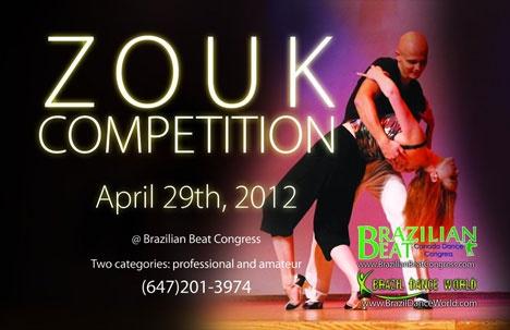 Zouk Dance Competition April 29, 2012