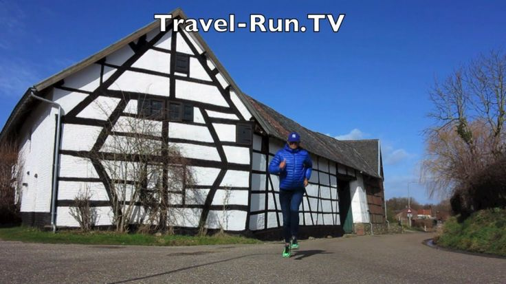 Running » South Limburg (NL) » Last weekend I went to the most southern point of the Netherlands which is known for its hilly landscape, sunken lanes, timber framed houses and an abundance of castles.   Maarten Schäfer - Author 'Around the World in 80 Brands'
