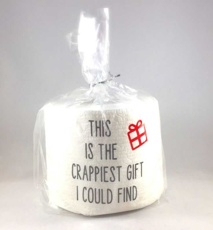 Christmas toilet paper makes a great white elephant gift or santa secret gift! These are also great hostess gifts for any Holiday parties you may be attending. Be the best gift giver at your gift exchange or office party. Like us on Facebook: https://www.facebook.com/mycrewsdesigns/Follow us on Instagram: https://www.instagram.com/mycrewsdesigns/Pin along with us: https://www.pinterest.com/mycrewsdesigns/*Price is for one roll of toilet paper*Design is on one sheet