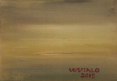 """Saatchi Art Artist Jukka Uusitalo; Painting, """"WinterScape 2015"""" #art"""