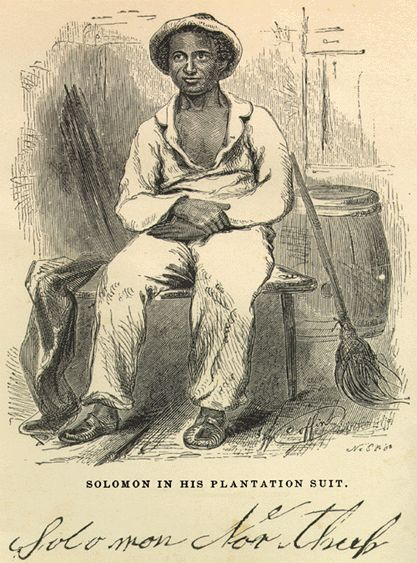 Solomon Northup. Twelve Years a Slave: Narrative ofSolomon Northup, a Citizen of New-York, Kidnapped in Washington City in1841, and Rescued ...
