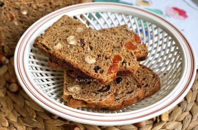 Фруктовый хлеб | Кошкин дом
