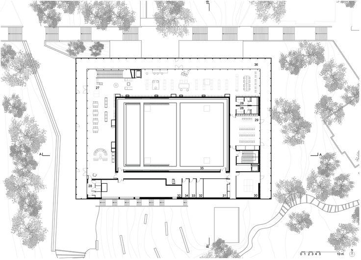58 best architectural plan images on pinterest architecture architecture drawing plan and. Black Bedroom Furniture Sets. Home Design Ideas