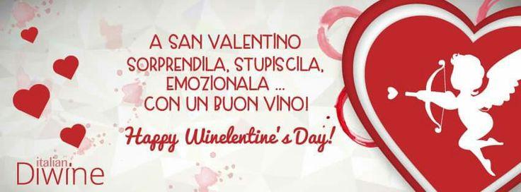 San Valentino con Italiandiwine