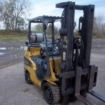 DeckerForklifts currently has a large selection of Caterpillar forklifts in stock and ready to be delivered to your warehouse! Call now for pricing and package pricing details for these electric forklifts, lp forklifts and diesel forklifts. If you need affordable forklifts or used material handling equipment, call DeckerForkliftsat 216-468-0400 to speak with a forklifts sale representative today.