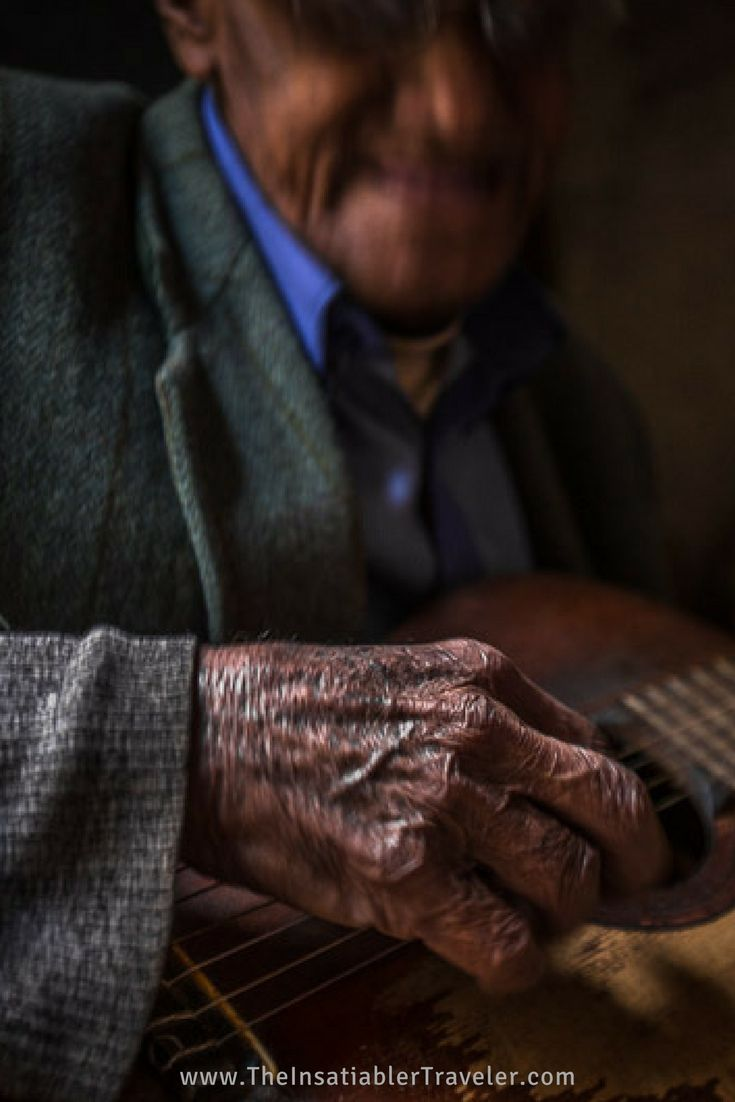 The story of Paolo - a wonderful old man, who along with his wife, serenaded me in Cuba.