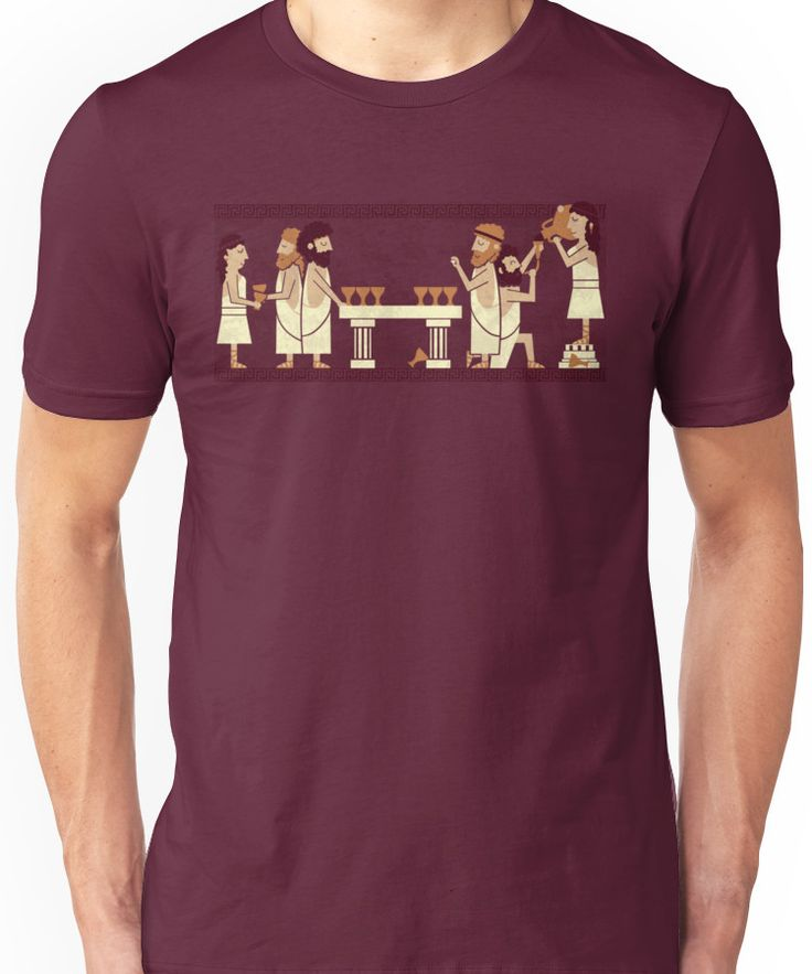 Toga Party Unisex T-Shirt