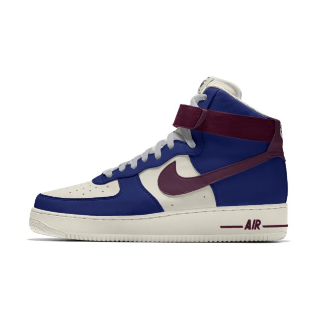 Chaussure Nike Air Force 1 High iD pour Homme | Nike air force ...