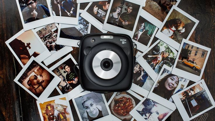 Fujifilm's newest Instax camera has a new trick up its sleeve: it's also a digital camera. The SQ10 lets you shoot first and decide what to print later, and ...
